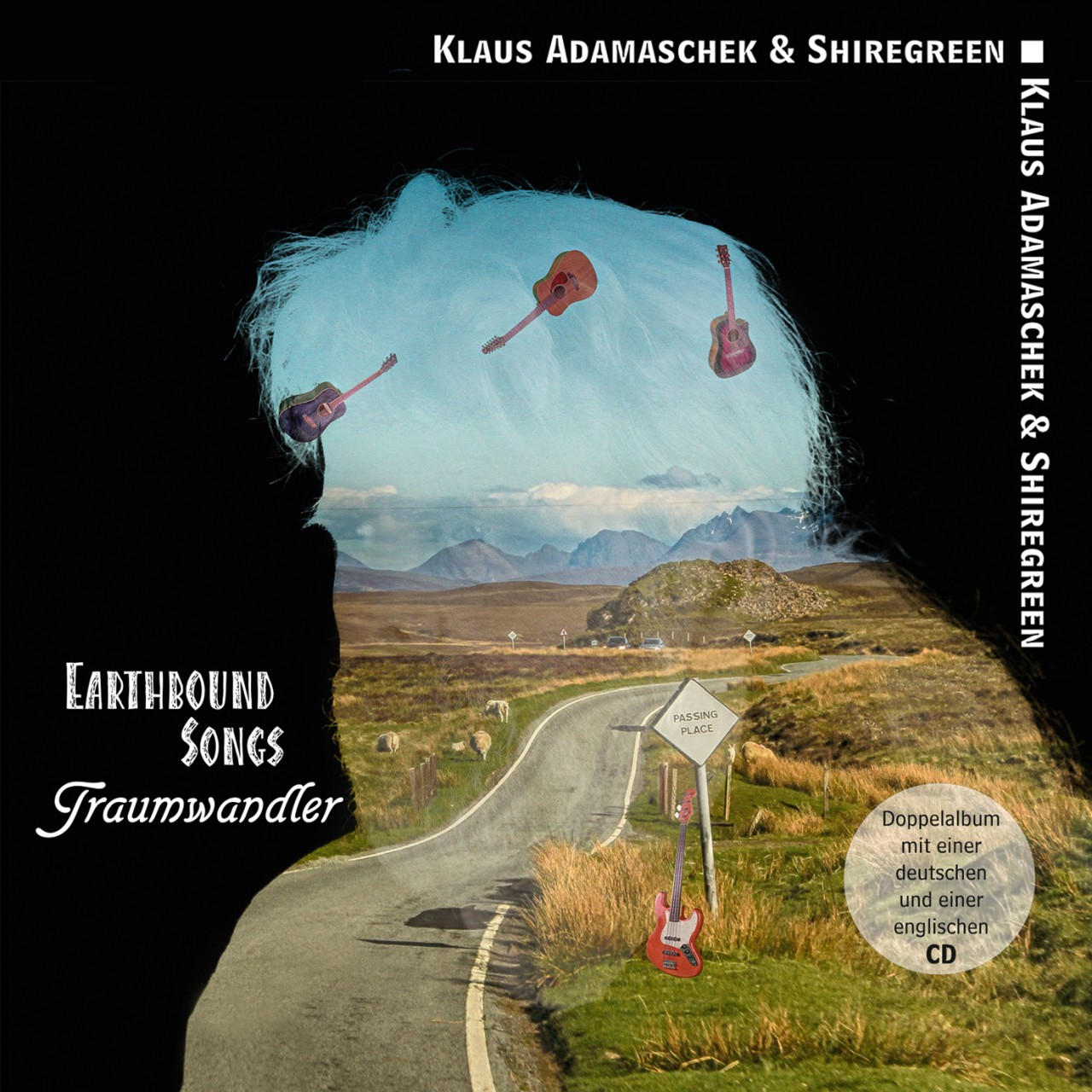 Bildnachweis: Stengel Fotografie Bad Hersfeld - Albumcover Earthbound Songs / Traumwandler